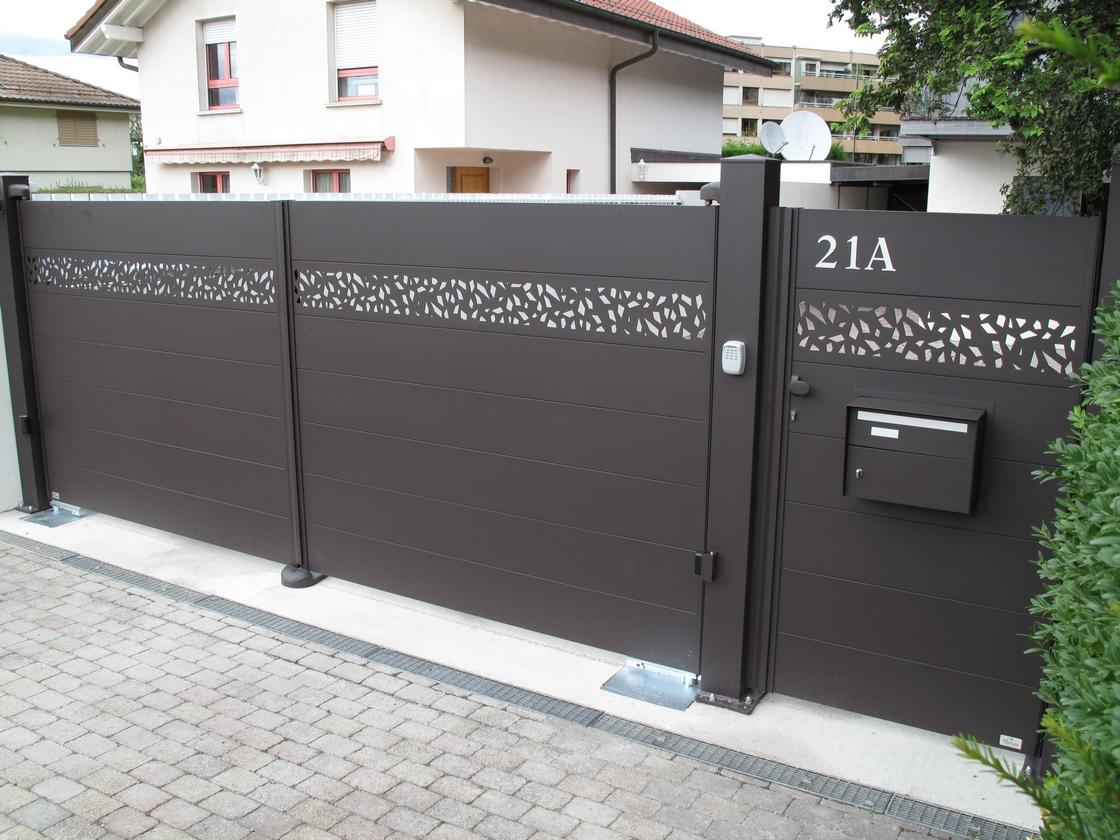 portail battant Fribourg